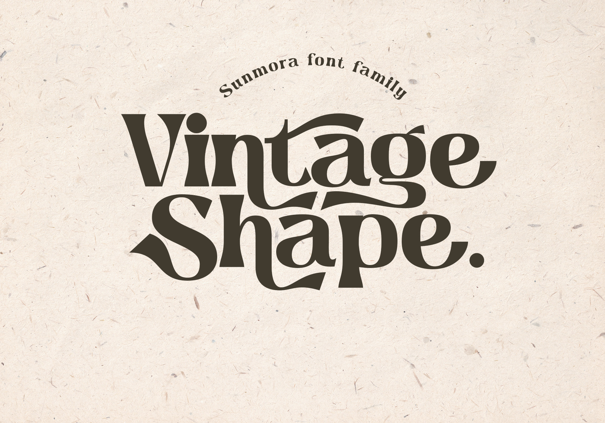 Sunmora Serif Font -2