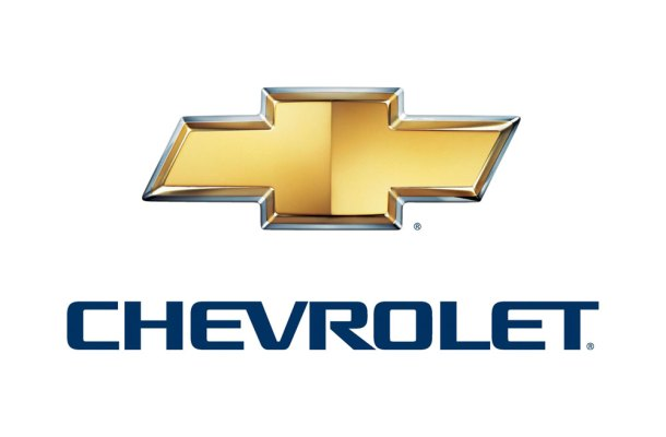 Chevrolet Logo Font