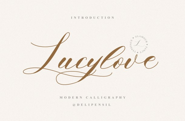 Lucylove Font
