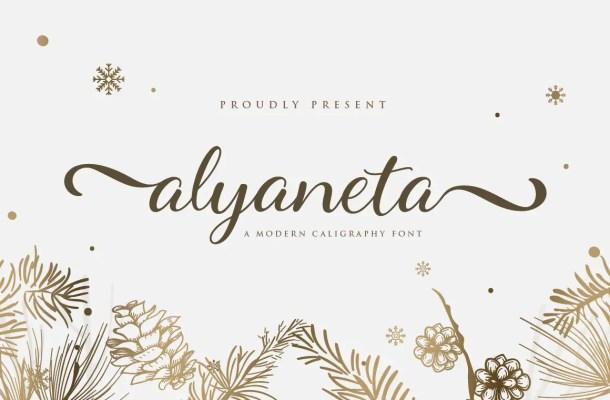 Alyaneta Font