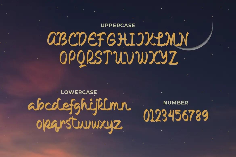 Rabiul Arabic Style Typeface -2