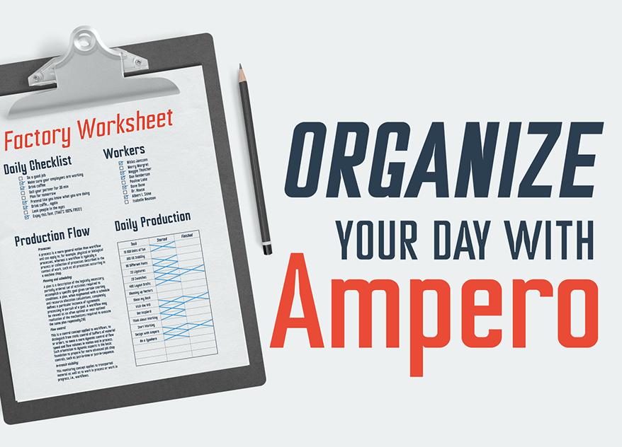 Ampero Bold Sans Font -2