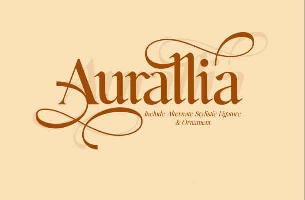Aurallia Font