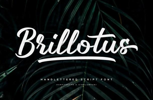 Brillotus Font