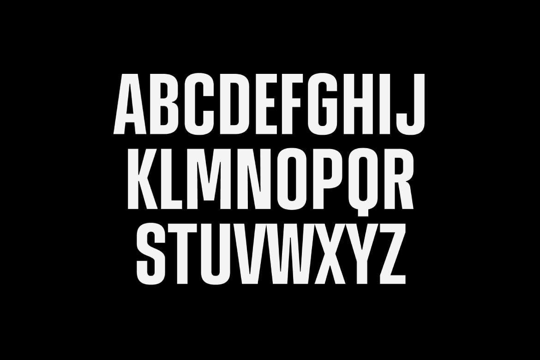 Highman Bold Display Font -2