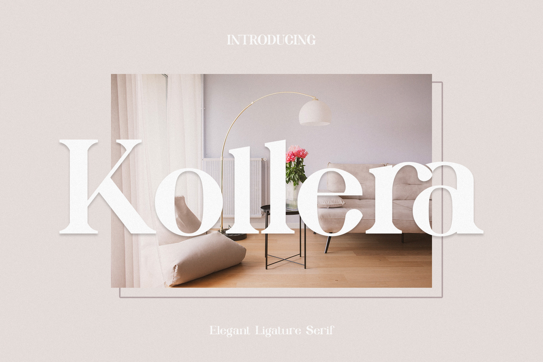 Kollera Elegant Serif Font -1