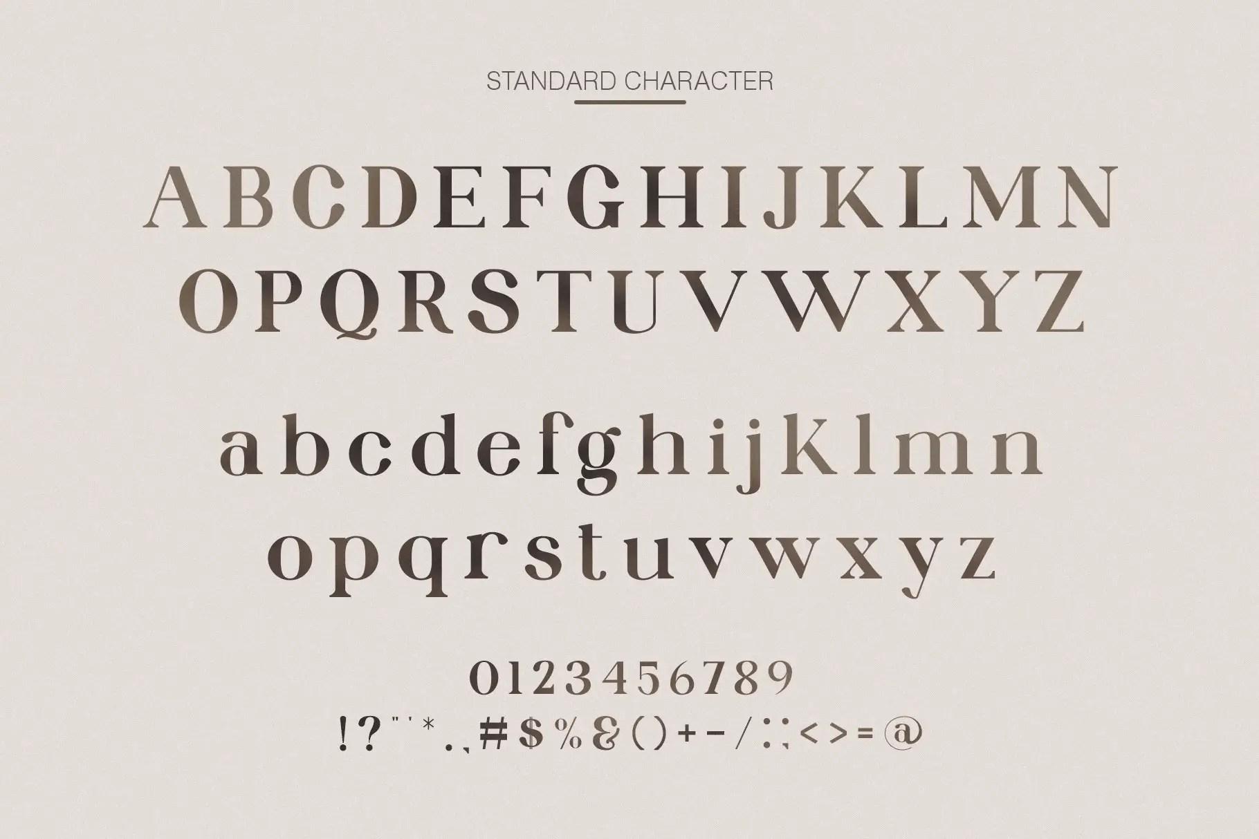 Kollera Elegant Serif Font -3