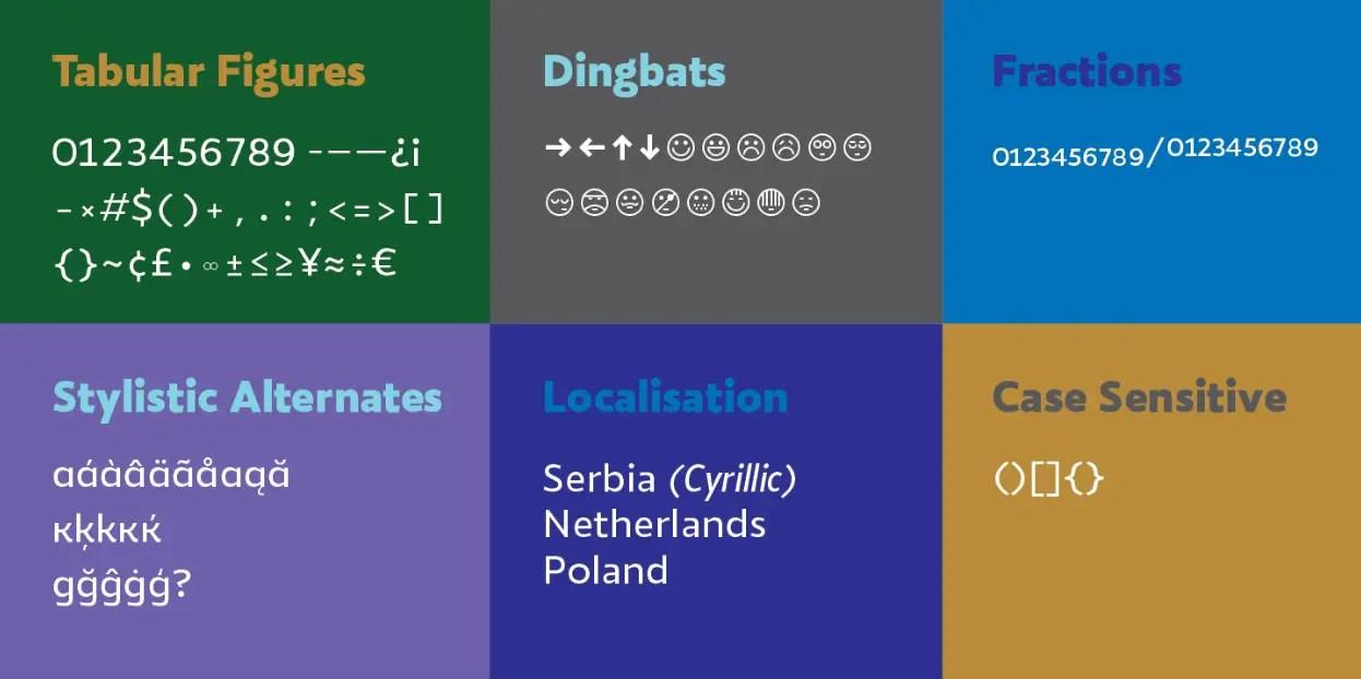 Roanne Sans Serif Font -3