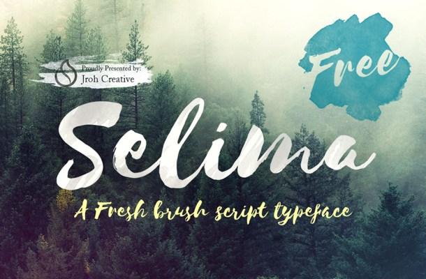 01_selima-free-brush-script