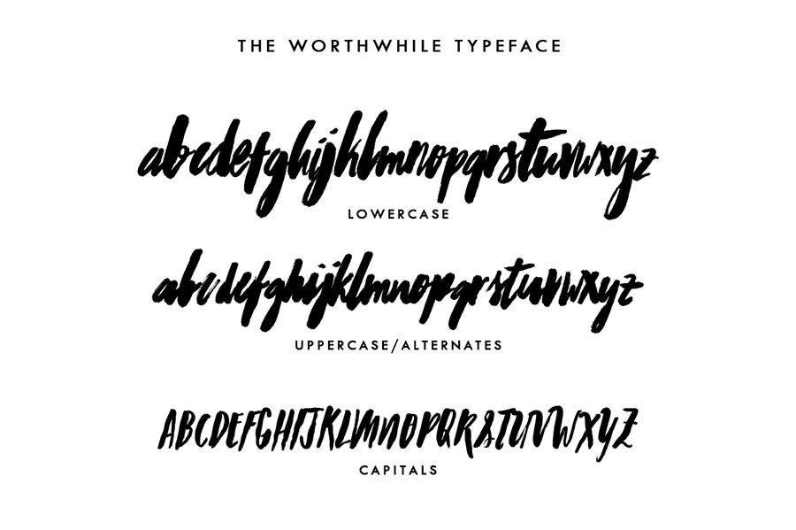 02_worthwhile-free-font