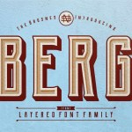 Berg Font Family Free