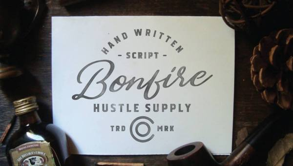 Bonfire Font Free