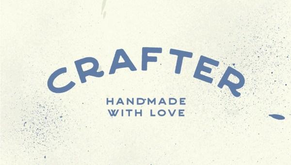 Crafter Vintage Font Free