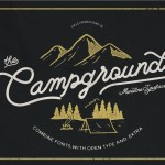 Campground Script Font Free
