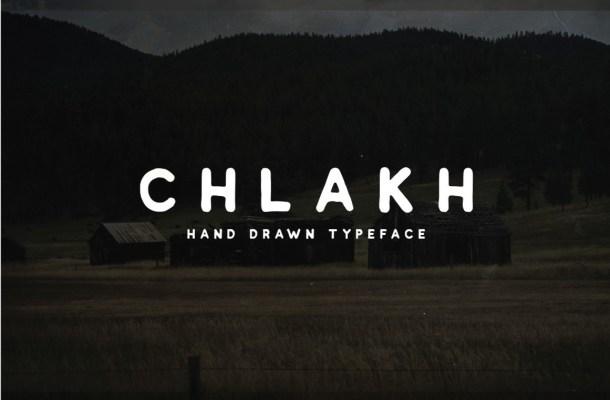 Chlakh Font Free