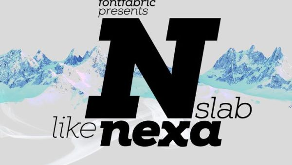 Nexa Slab Font Free