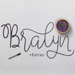 Bralyn Script Font Free