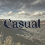 Casual Serif Font Free