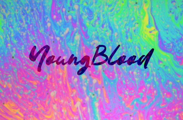 YoungBlood Free Font