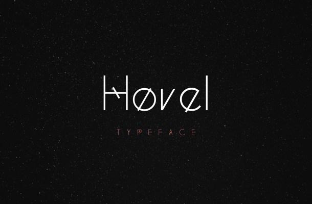 Hovel Wild Font Free