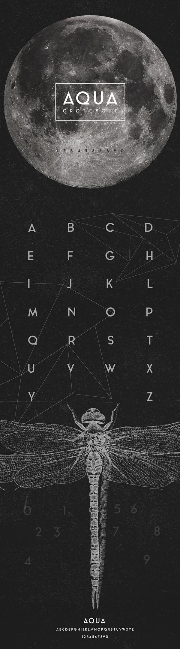 Aqua Grotesque Font Free - Dafont Free