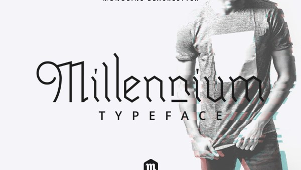 Millennium Font Free