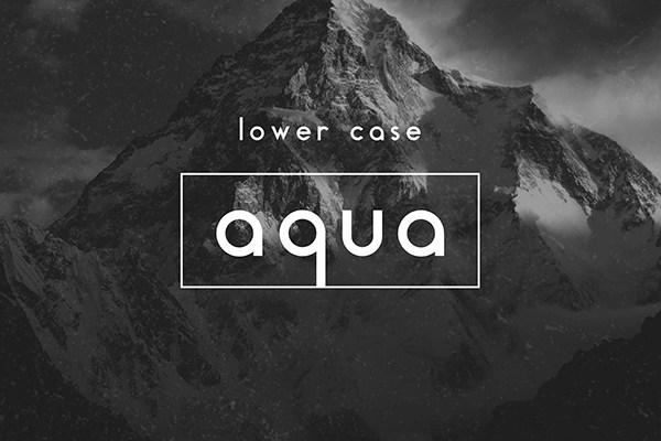 Aqua Grotesque Font Free