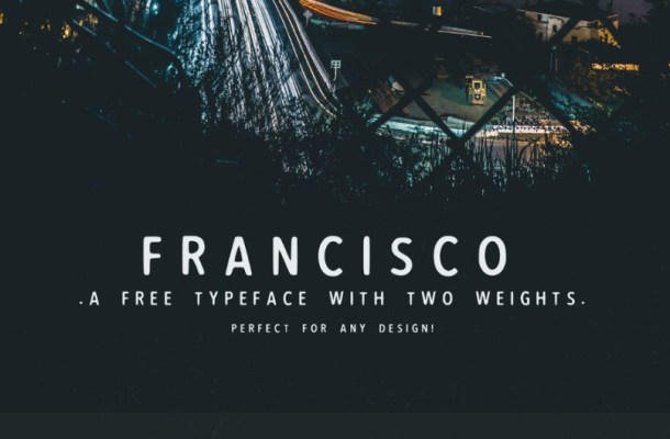 Francisco Font Free