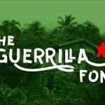 Guerrilla Font Free