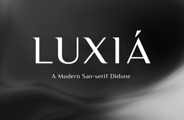 luxia font featured