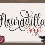 Nouradilla Script Font Free