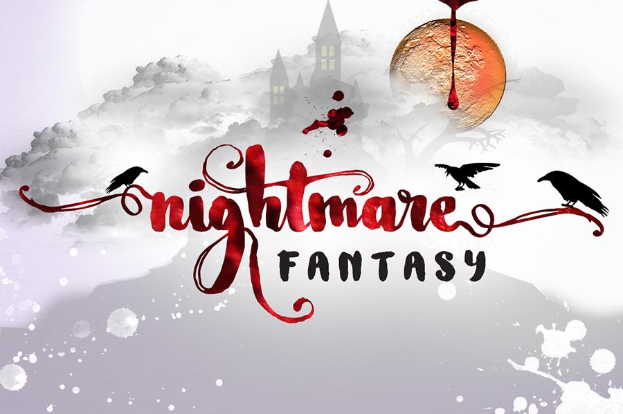 06_Nightamore-Brush-Free-Font