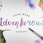Adventurous Script Font Free