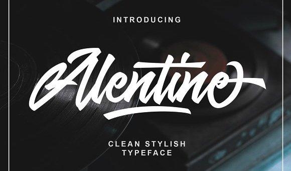 Alentine Script Font Free