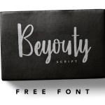Beyouty Script Font Free
