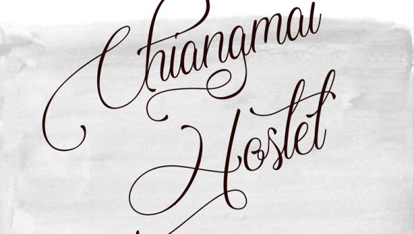 Chiangmai Hostel Font Free