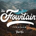 Fountain Typeface Free