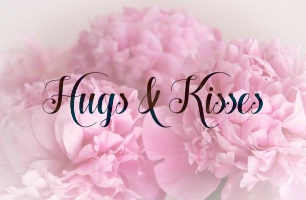 Hugs & Kisses Font Free