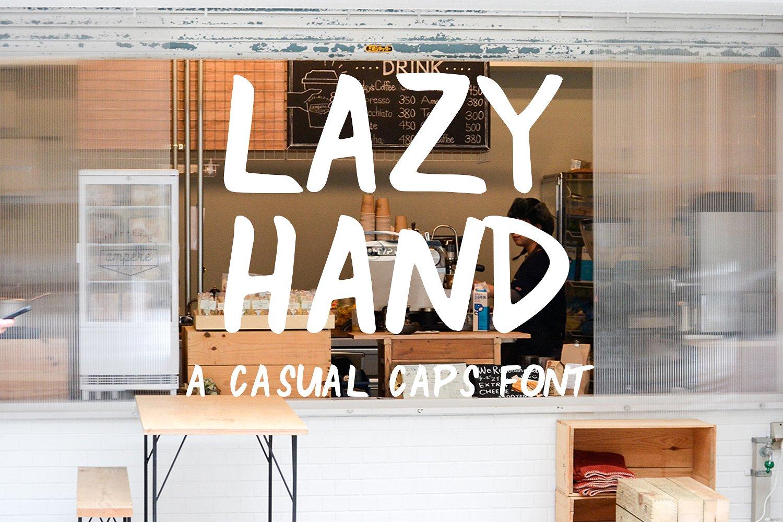 lazy-hand-font-2