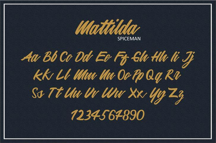 mattilda-script-font-4