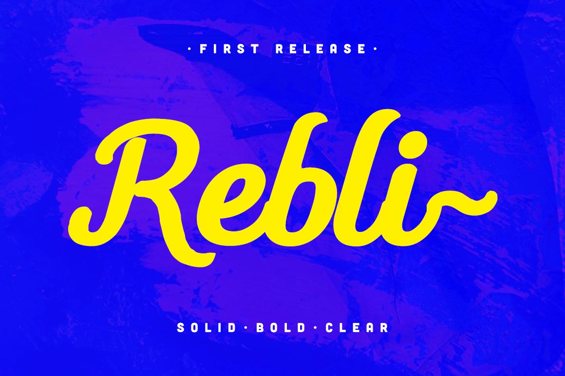 rebli-script-font-1