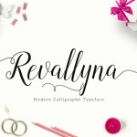 Revallyna Script Font Free