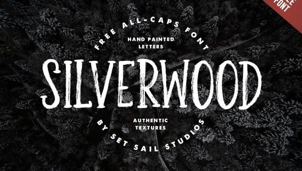 Silverwood Typeface Free