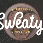 Sweaty Script Font Free