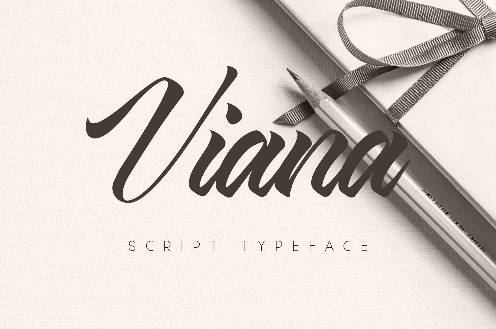 viana-script-font