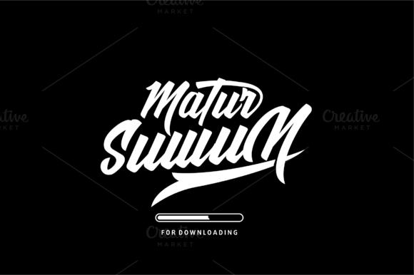 MounTiane Typeface Free