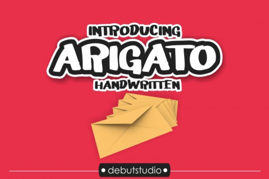 arigato-handwritten-fontarigato-handwritten-fontarigato-fontarigato-typeface
