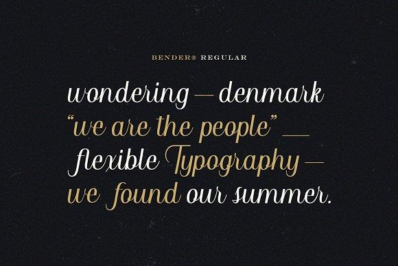 bender-script-font-1