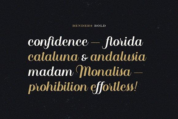 bender-script-font-2