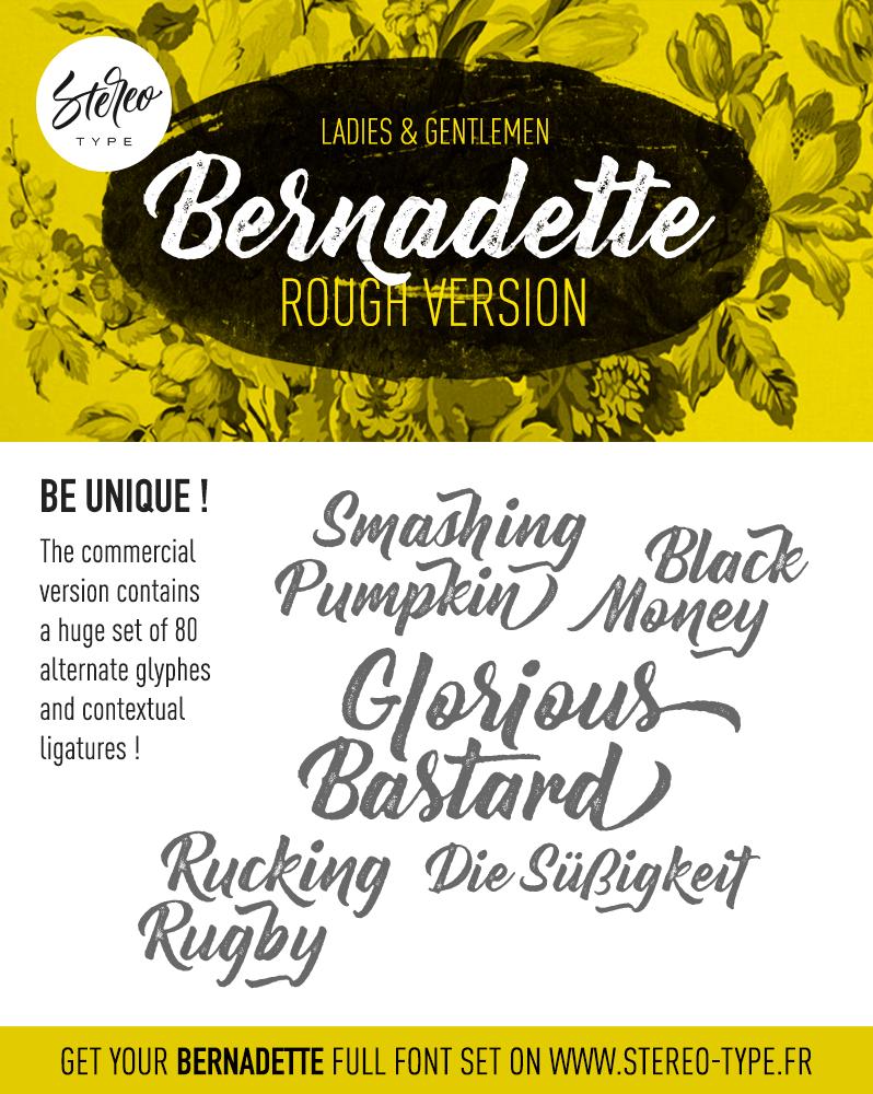 bernadette-rough
